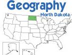 North Dakota Geography