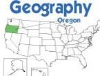 Oregon Geography